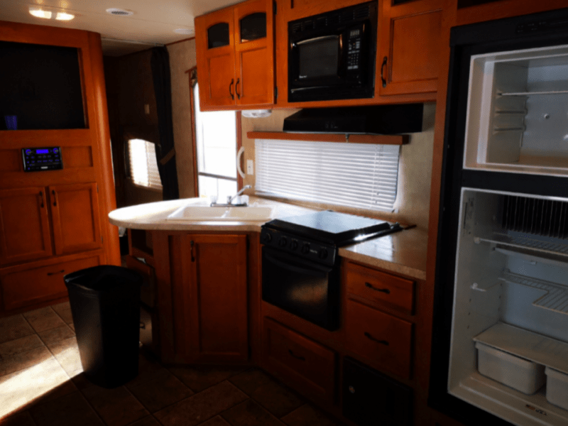 2012 34 ft FOREST RIVER ON SEASONAL FINANCING AVAILABLE OAC